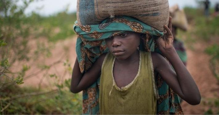 Kinderarbeit in Afrika