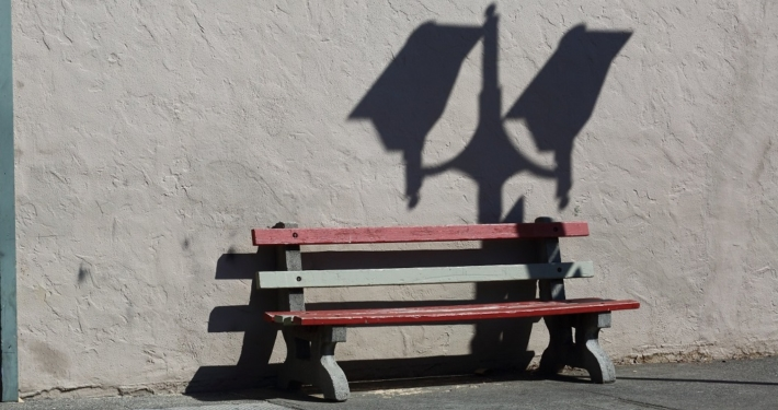Symbolbild: Freundschaftsbänke