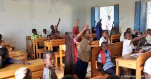 Quiz Grundschule - Kinder Somalia