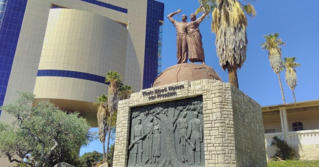 Genozid Denkmal, Windhoek