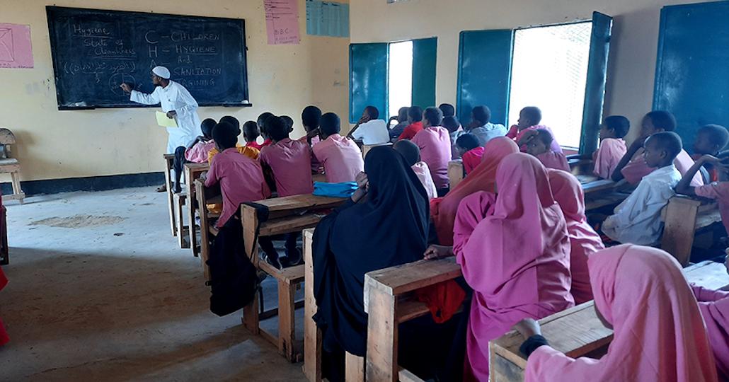 Projektfoto_Somalia_Bildungschancen (c) ADRA