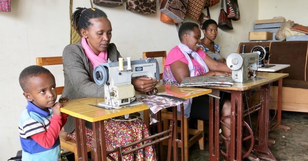 Projektarbeit in Ruanda © ora Kinderhilfe