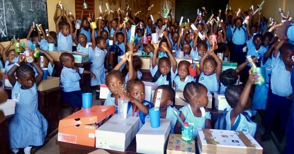 Schulbildung in Sierra Leone © ora Kinderhilfe